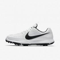 Zapatillas de golf Hombre Nike Explorer 2 S 922004-100 Blancas / Negro