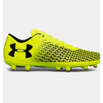 Botas de fútbol Hombre Under Armour UA CoreSpeed Force 3.0 FG Amarillo (726)