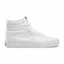 Zapatillas Vans Sk8-Hi Mujer True Blancas