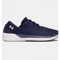 Zapatillas de Training mujer Under Armour Rotation Azul marino (410)