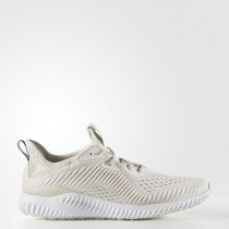Running Adidas alphabounce EM Zapatillas Hombre Chalk Blancas / Calzado Blancas / Beige BW1207