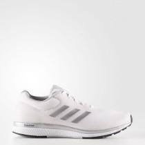 Running Adidas Mana Bounce Zapatillas Mujer Calzado Blancas / Plata Metallic / Core Negro B39027