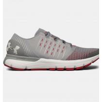 Zapatillas de running Under Armour SpeedForm® Europa Hombre Gris / Rojo (035)