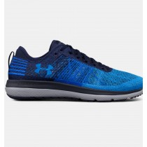 Under Armour Threadborne Fortis 3 Zapatillas Hombre Azul marino (400)