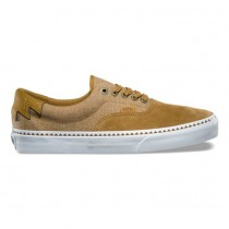 Hombre Vans C & S Era 59 Native DX Zapatos Bronce / True Blancas