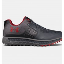 Zapatillas Hombre Trail Under Armour Horizon STR Gris / Rojo (016)