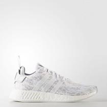 Adidas Originals NMD_R2 Zapatos Mujer Calzado Blancas / Gris Two BY8691