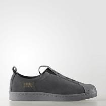 Adidas Originals Superstar BW Slip-On Zapatillas Mujer Gris Five / Gris Three CG3695