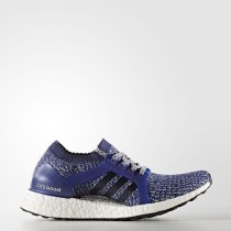 Running Adidas UltraBOOST X Zapatillas Mujer Púrpura / Mystery Ink / Noble Ink / Gris One BY2710