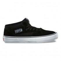 Vans Half Cab Pro Zapatos Hombre Negro / Blancas