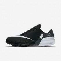 Zapatillas de golf Nike FI Flex Hombre 849960-001 Negro / Antracita / Blancas