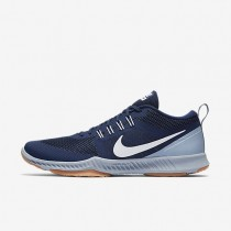 Zapatillas de entrenamiento Nike Zoom Domination para hombre 917708-404 Binary Azul / Glacier Gris / Negro / Blancas