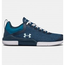 Mujer Under Armour Charged Legend Zapatos de Training HYPSL Azul marino (400)