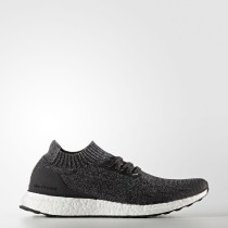 Running Adidas UltraBOOST Uncaged Zapatos Hombre Core Negro / Dgh Sólido Gris / Gris Three BY2551