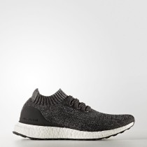 Running Adidas UltraBOOST Zapatos sin relieve Mujer Gris / Core Negro / Dgh Sólido Gris / Gris Three S80779