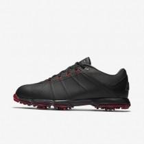 Zapatillas de golf Nike Lunar Fire Hombre 853738-001 Negro / Universidad Rojo / Antracita