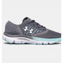 Mujer Under Armour SpeedForm® Solstice Gris / Azul (102)