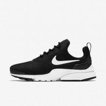 Zapatillas Nike Presto Fly Mujer 910569-006 Negro / Blancas / Negro / Blancas