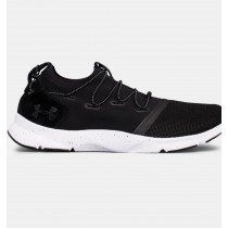 Hombre Under Armour Cinch Running Zapatillas Negro (001)