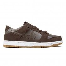 Nike SB Dunk Low Pro 'Ishod Wair' Hombre (Barroco Marrón / Blancas / Gum Medium)