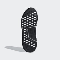 Mujer/Hombre Zapatillas Adidas Originals NMD_R1 Núcleo Negro/Núcleo Negro/Solar Naranja B37621