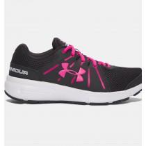 Zapatillas de running Mujer Under Armour Dash 2 Negro / Rojo (003)
