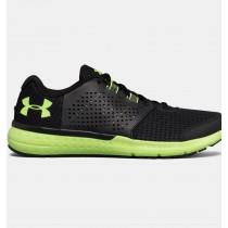 Zapatillas de running Under Armour Micro G® Hombre Verde Negro (006)