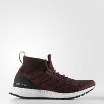 Hombre Running Adidas Ultraboost Zapatos todo terreno Oscuro Burgundy / Energy S82035