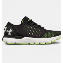 Zapatillas de running Under Armour SpeedForm® Europa Hombre Negro / Verde (003)