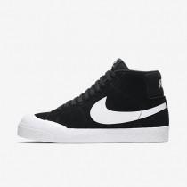 Zapatillas de skate Nike SB Blazer Mid XT Hombre 876872-019 Negro / Gum Ligero Marrón / Blancas