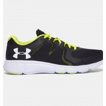 Zapatillas Hombre Under Armour Thrill 2 Negro / Verde (005)