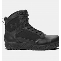 Under Armour Stellar Protect Tactical Boots Hombre Negro (001)