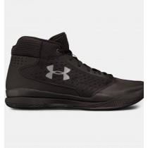 Zapatillas de baloncesto Under Armour Jet 2017 Hombre Negro / Blancas (001)