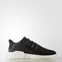 Adidas Originals EQT Support 93/17 Zapatos Hombre Mujer Core Negro / Calzado Blancas BZ0585