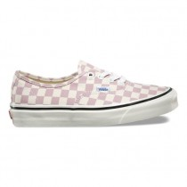 Vans Anaheim Factory Authentic 44 DX Zapatillas Mujer Mauve / Check