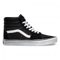 Zapatillas Vans Sk8-Hi Lite Mujer Negro / Blancas