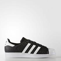 Hombre Adidas Originals Superstar Zapatillas Core Negro / Calzado Blancas CP9758