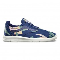 Vans Vintage Floral Iso 1.5 Zapatos Vintage Floral / Azul marino Mujer