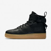 Zapatillas Mujer Nike SF Air Force 1 AA3966-002 Negro / Gum Ligero Marrón / Negro