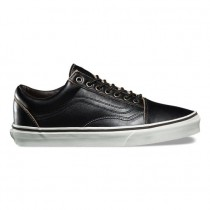 Vans Ground Breakers Old Skool Zapatos Negro / Marshmallow Mujer