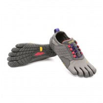Vibram Fivefingers Trek Ascent Mujer Oscuro Gris / Lilac