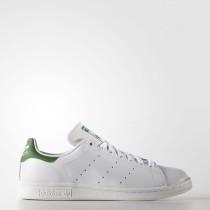 Mujer / Hombre Adidas Originals Stan Smith Calzado Calzado Blancas / Core Blancas / Verde