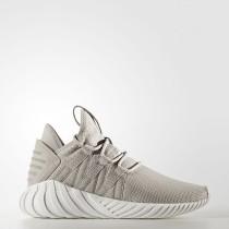 Hombre Adidas Originals Tubular Dawn Zapatos Mujer Beige / Ligero Marrón / Ligero Marrón / Crystal Blancas BZ0630