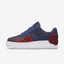 Zapatillas Nike SF Air Force 1 Mid Mujer 898421-401 Binary Azul / Binary Azul