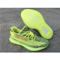 Adidas Yeezy Boost 350 V2 Mujer / Hombre Semi Frozen Amarillo B37572