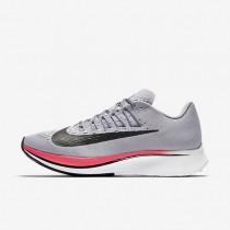 Zapatillas de running Nike Zoom Fly Mujer 897821-516 Provence Púrpura / Ligero Carbon / Solar Rojo / Negro