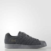 Adidas Originals Ultrastar 80s Zapatos Hombre Gris Five / Utility Negro / Gris Three BZ0536