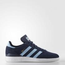 Zapatillas Hombre Adidas Originals Busenitz Colegial Azul Marino / Azul Claro / Oro Metalic BY3967