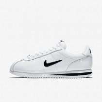 Zapatillas Hombre Nike Cortez Basic Jewel QS Hombre Blancas / Negro 938343-101