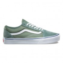 Vans Throwback Old Skool Lite Zapatillas Hombre Laurel Wreath / Sea Spray